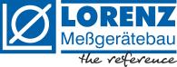 Lorenz Meßgerätebau Logo