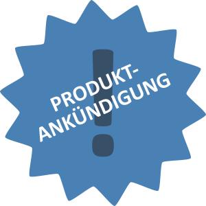 Produktankündigung